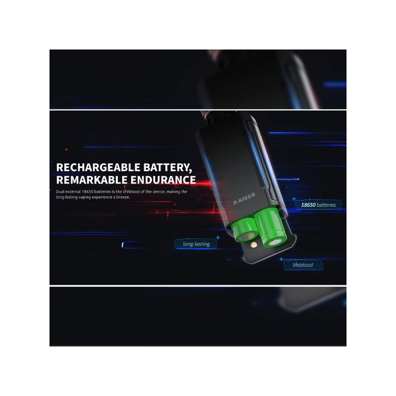 Uwell Nunchaku 5ml Klaas