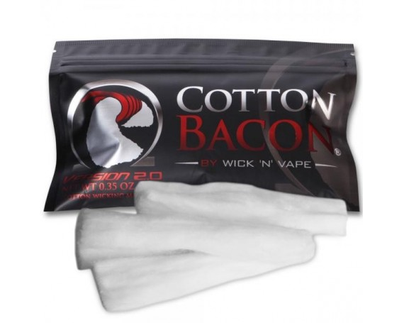 Cotton Bacon v2 vatt