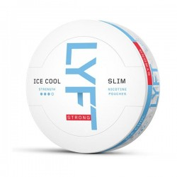 LYFT Snus Nikotiinipadjad | Ice Cool Strong