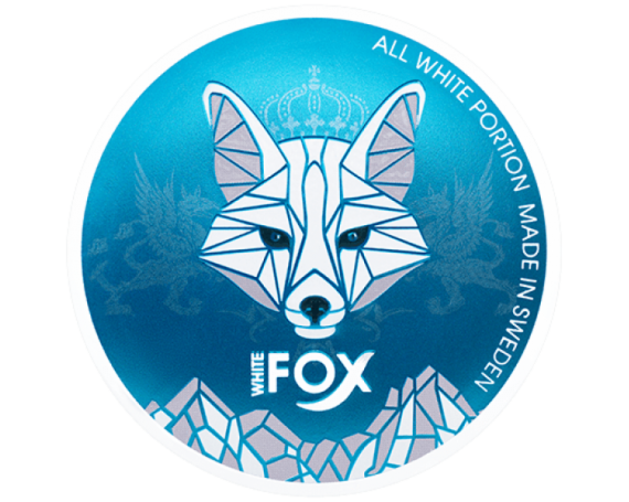 White Fox Snus Nikotiinipadjad | Blue