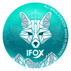 White Fox Snus Nikotiinipadjad | Double Mint