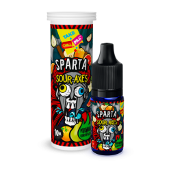 CHILL PILL Sparta Sour Axes 10ml
