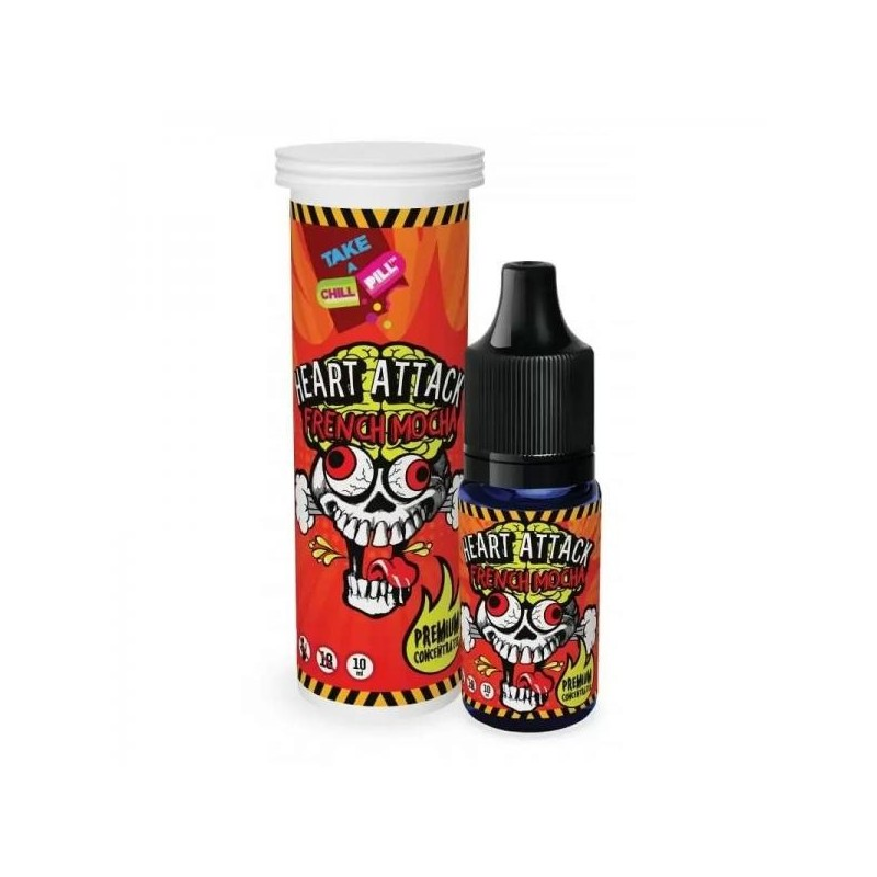 CHILL PILL Heart Attack French Mocha 10ml