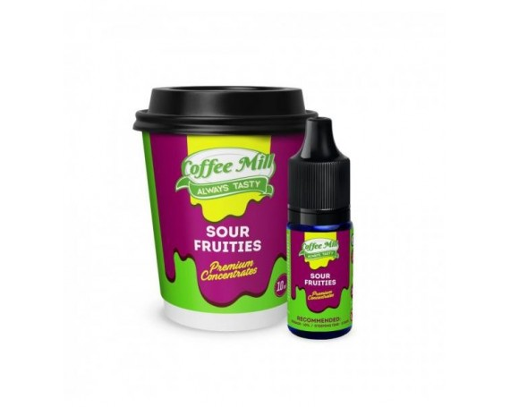 Coffee Mill Sour Fruities