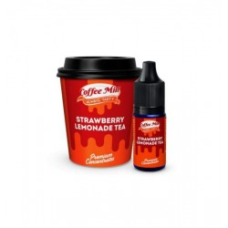 Coffee Mill Strawberry Lemonade Tea
