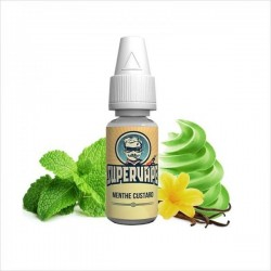 Super Vape Menthe Custard