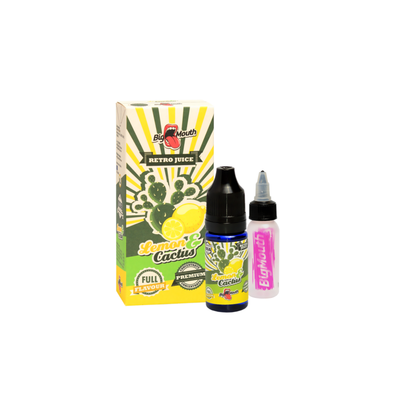 BigMouth Lemon and Cactus Aroma 10ml