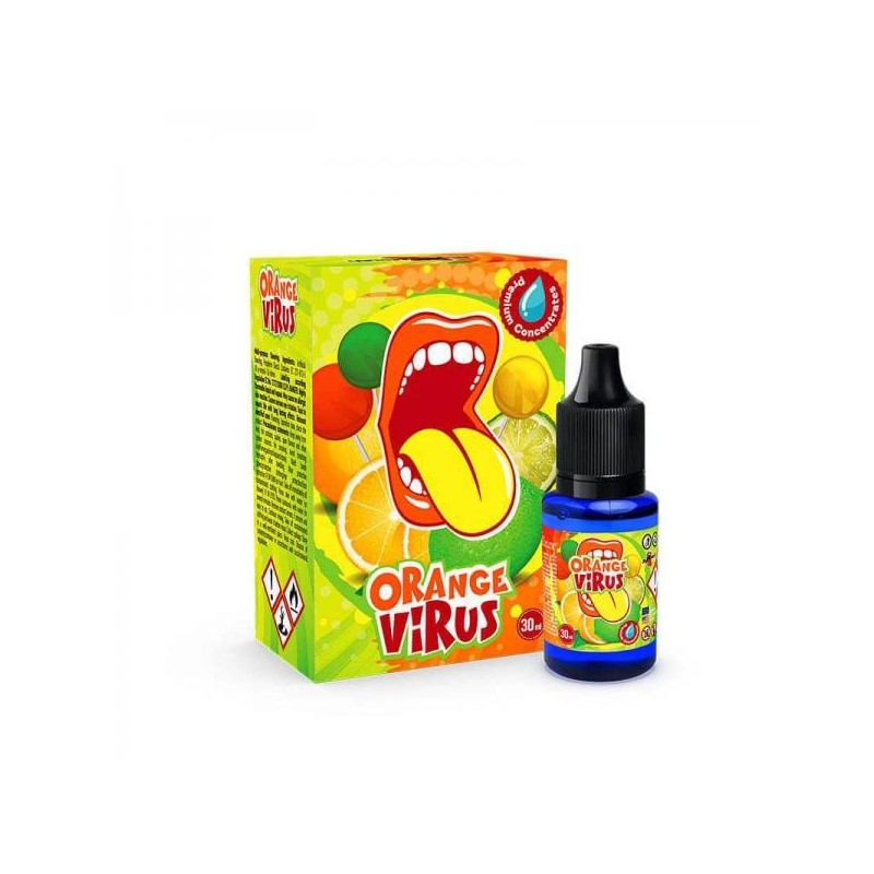 BigMouth Orange Virus Aroma 10ml