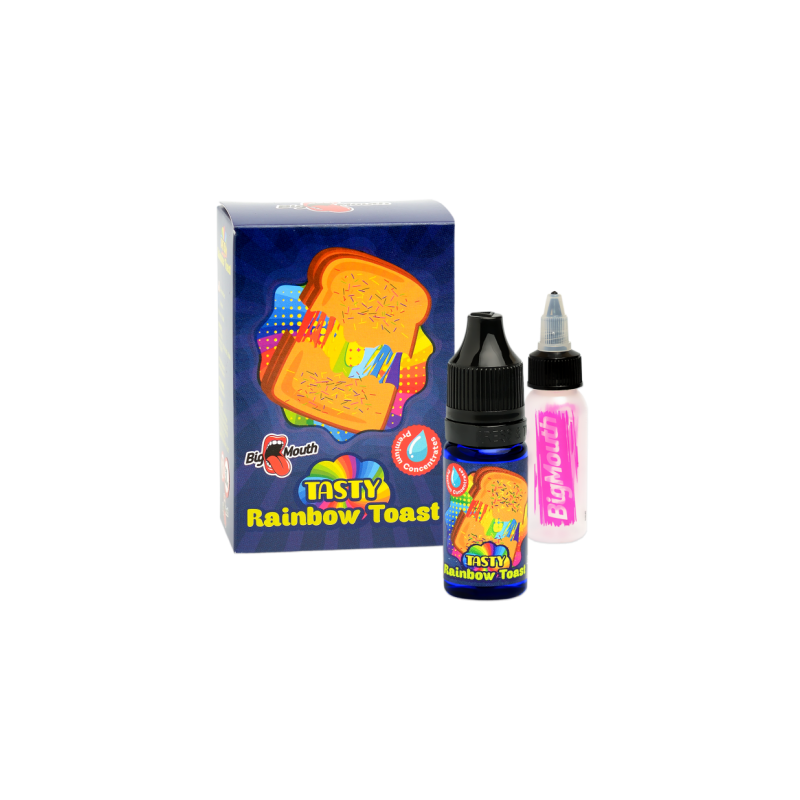 BigMouth Rainbow Toast Aroma 10ml