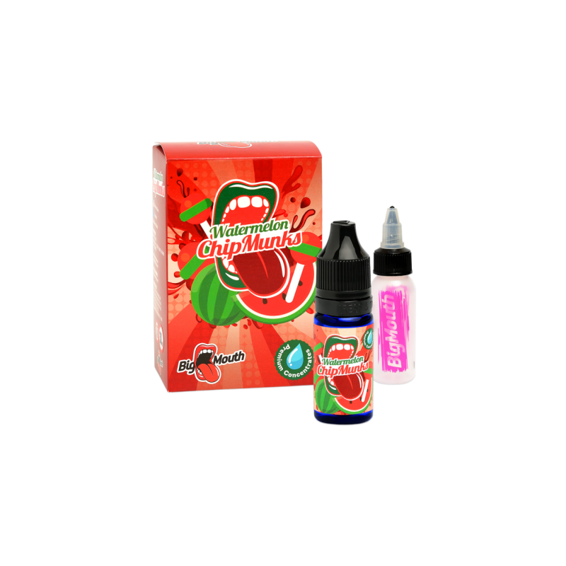 BigMouth Watermelon ChipMunks Aroma 10ml