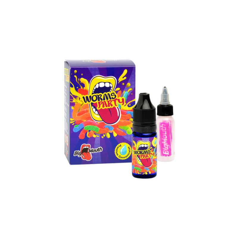 BigMouth Worms Party Aroma 10ml