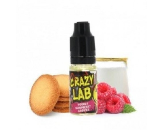 Crazy Lab Yogurt Raspberry Cookie