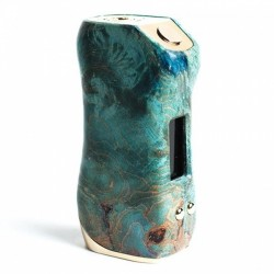 Asvape Gabriel 80W Stabilized Wood Box Mod
