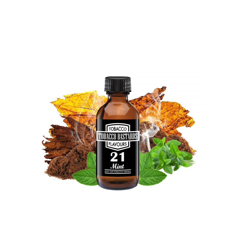 Tobacco Bastard 21 | FlavorMonks
