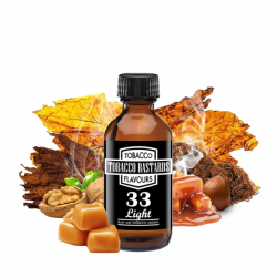 Tobacco Bastard 33 | FlavorMonks