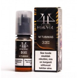 4U M Tubakas | ELDA 10ML