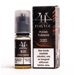 4U Puhas Tubakas | ELDA 10ML