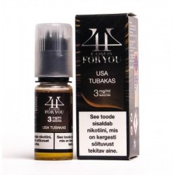 4U USA Tubakas | ELDA 10ML