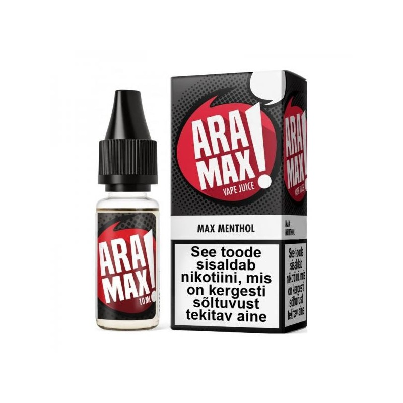 Mentool | ARAMAX 10ml