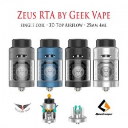 ZEUS LEAKPROOF SINGLE COIL RTA