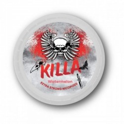 KILLA Snus Nikotiinipadjad | Watermelon 25mg/g