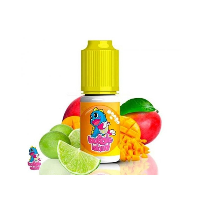 Bubble Island | Mango Lime Aroma 10ml