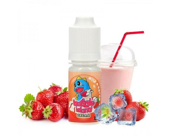 Bubble Island | Milk N Straw Aroma 10ml