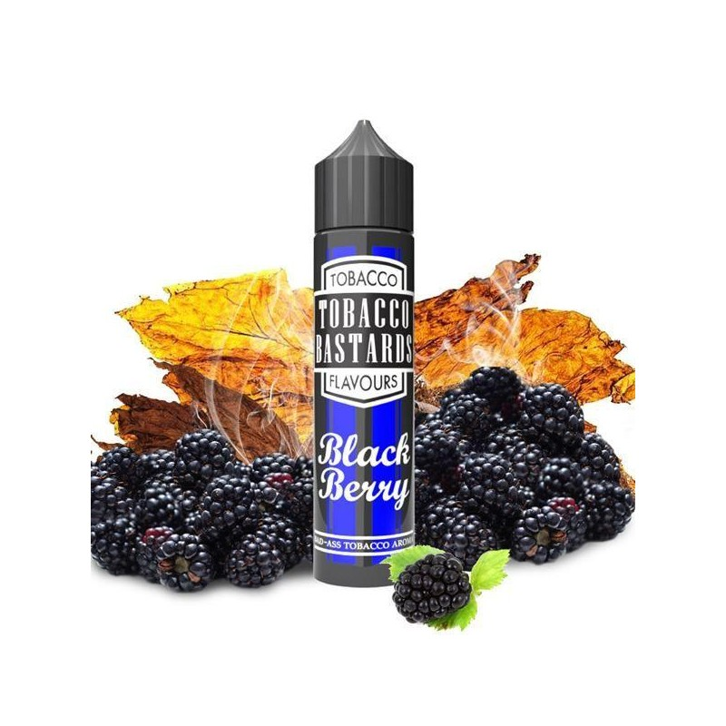 Tobacco Bastard Blackberry | FlavorMonks