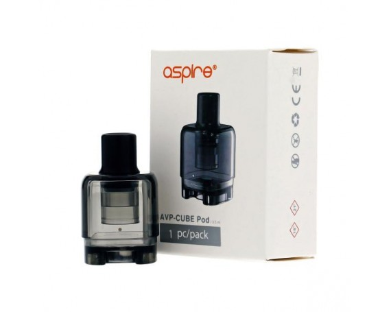 AVP Cube 3.5ml Kapsel | Aspire