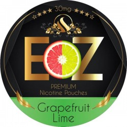 ★EZ★ Plus Graipfruit Lime 30mg Snus Nikotiinipadjad