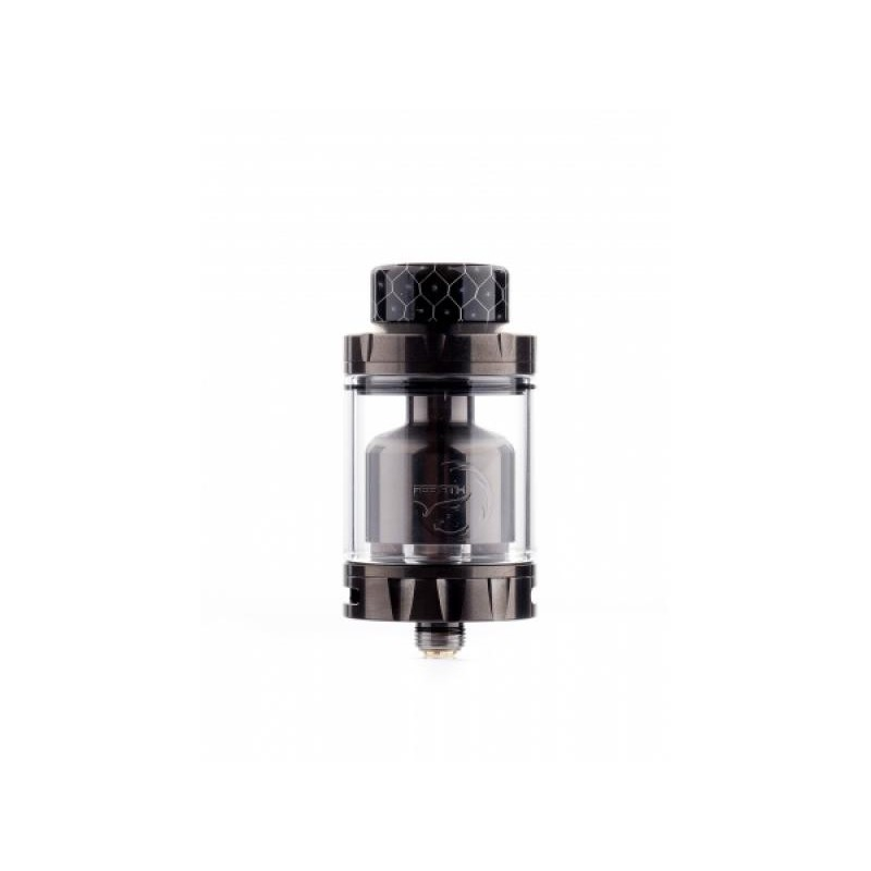 Rebirth RTA with Mike Vapes | Hellvape