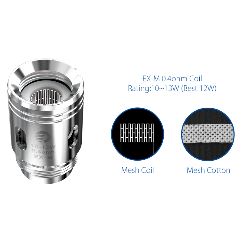 Exceed Grip Coil | Joyetech