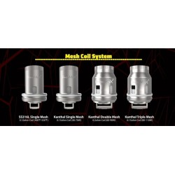 Mesh Pro Coil   FreeMax