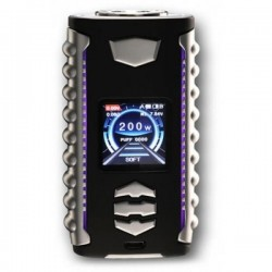 HotCig R200 Color Screen Box Mod