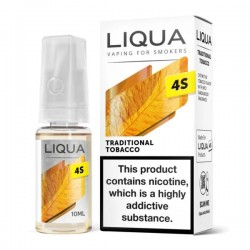 Liqua 4S | Traditional Tobacco 20mg Salt