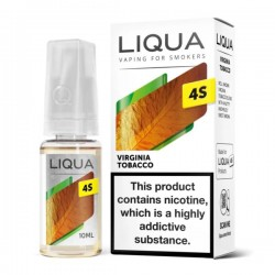 Liqua 4S | Virginia Tobacco 20mg Salt