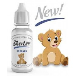 Capella 27 Bears SilverLine 13ml