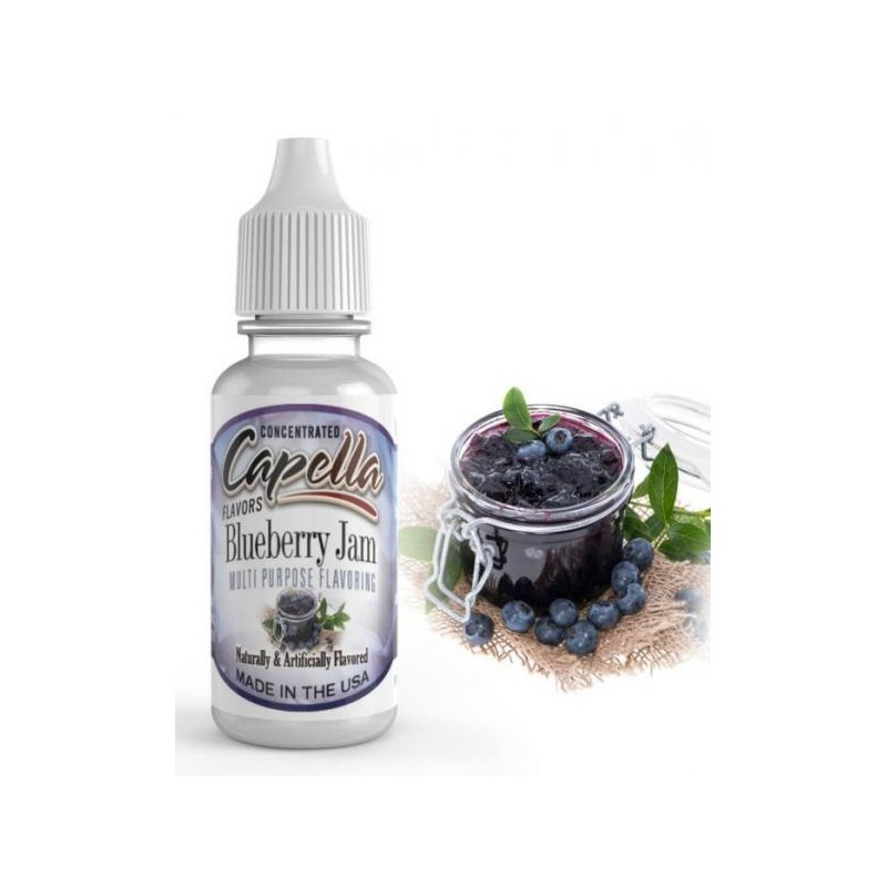 Capella Blueberry Jam 13ml