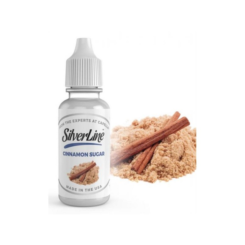 Capella Cinnamon Sugar SilverLine 13ml