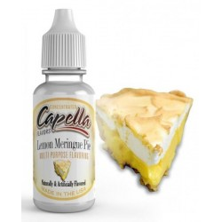 Capella Lemon Meringue Pie 13ml