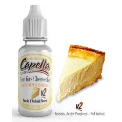 Capella New York Cheesecake V2 13ml