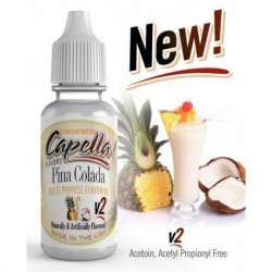 Capella Pina Colada V2 13ml