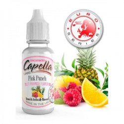 Capella Pink Punch Euro Series 13ml