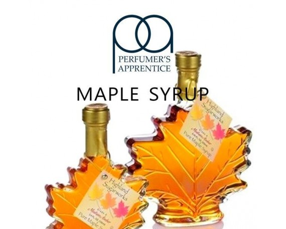 TPA Maple Syrup 15ml