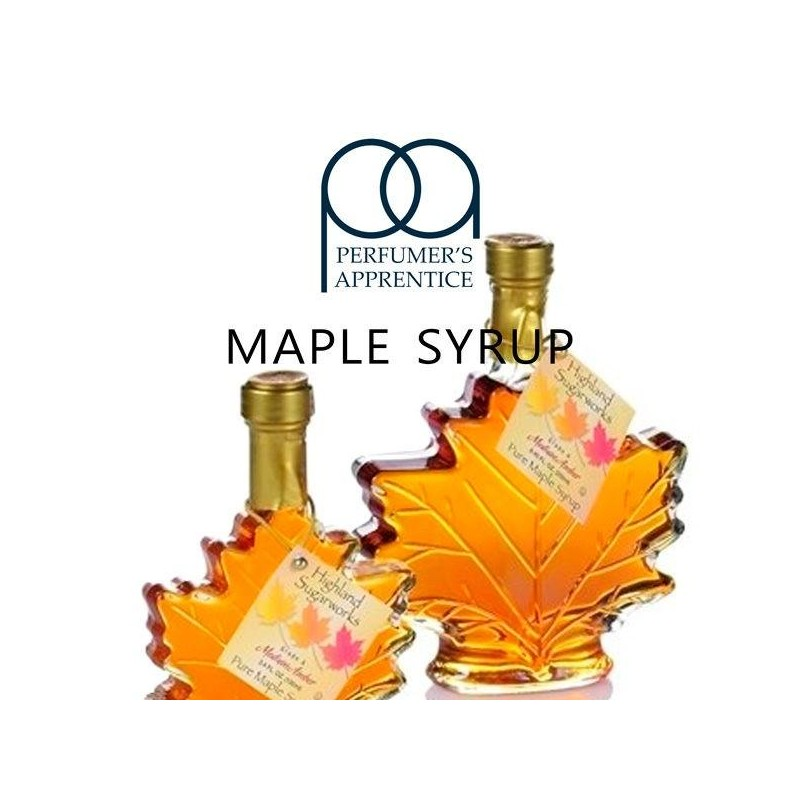 TPA Maple Syrup 10ml