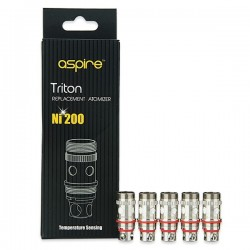 Aspire Triton Mini Põletid
