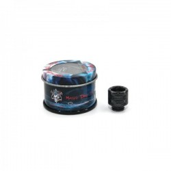 Drip Tip 510 Cobra Resin | DemonKiller