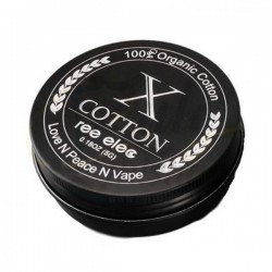 X COTTON Ree Elec 10g