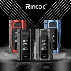 Rincoe Manto X 228W TC Box Mod