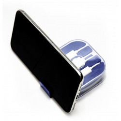 3in1 Laadija (USB Type-C ja Lightning/Micro-USB)   EasySmoke